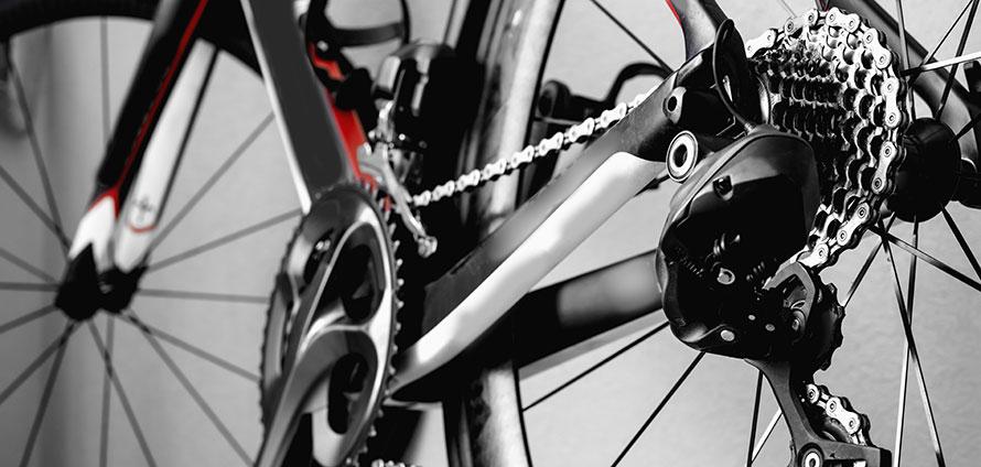 Cykeldelar är mer komplicerade än vad man kan tro